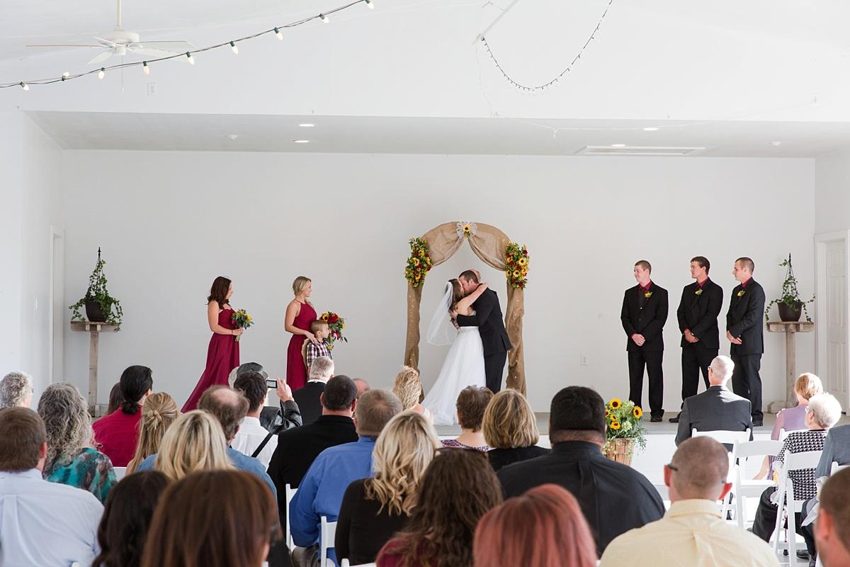 Deltaville Firefighters Wedding Katie And Jacob