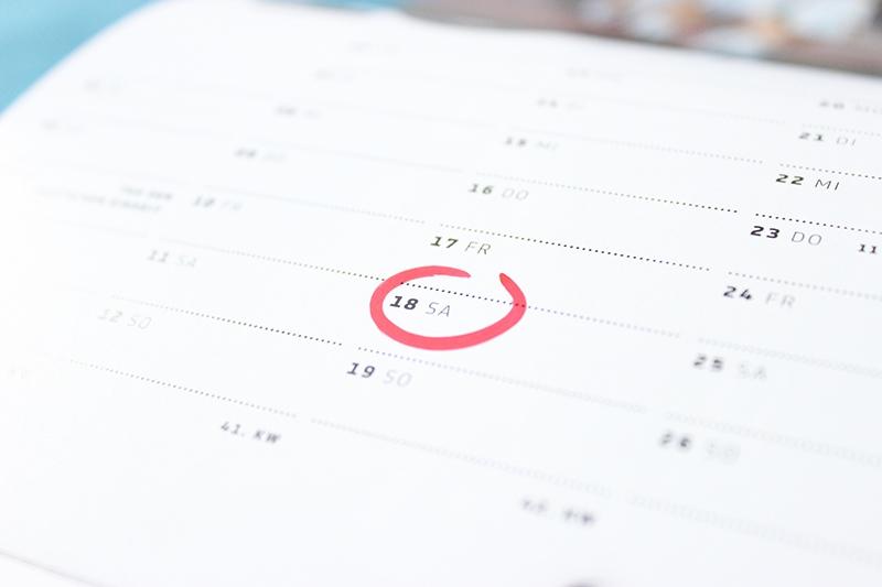 técnicas infalíveis para cumprir às datas de entrega