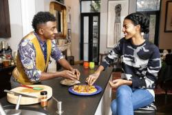 Celebrity chef Marcus Samuelsson's journey from Ethiopia to Sweden to a home in Harlem | Wall St ...