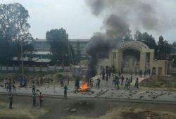 Federal police and soldiers forced out of Ambo, Wolliso and other towns in Ethiopia's Orom ...