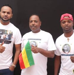 Ethiopian artists prepare for June 23 Mesqel Square demonstration