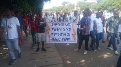 Arbaminch demonstration – 8 July 2018