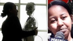 19-year-old Ethiopian scientist on Mereja TV 7 Dekika