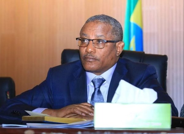 Ethiopian foreign minister denounces President Trump's comment on Nile dam project