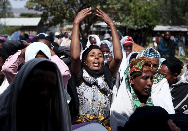 More than 100 people killed in ethnic-based attacks in Ethiopia's Benishangul-Gumuz Region