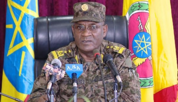 Ethiopia's army apprehends 18 military officers of TPLF