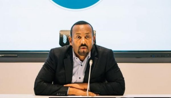"""PM Abiy donated his one-month salary; 200,000 birr from sale of 'Medemer"""" book to support humanitarian activities in  Tigray"""