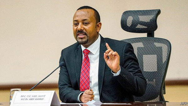 """""""Copy–Paste Policies"""" hindering economic development in Ethiopia – Prime Minister Abiy Ahmed (video)"""