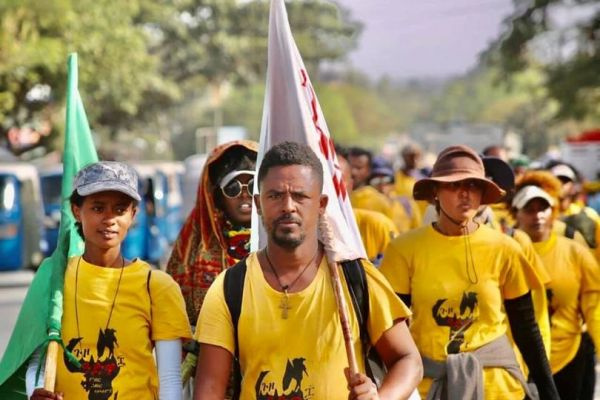 This year pilgrimage to glorious historical place of Ethiopia, Adwa in Tigray Region disrupted due to security problems