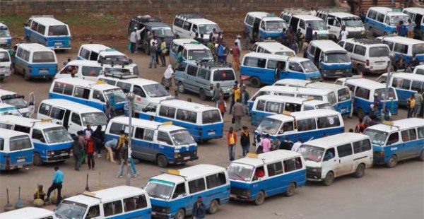Hundreds of taxi drivers in Addis Ababa went on strike to protest the revised fare, alleging it was not proportional to increasing fuel price