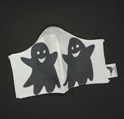 Mondmasker Halloween spookje