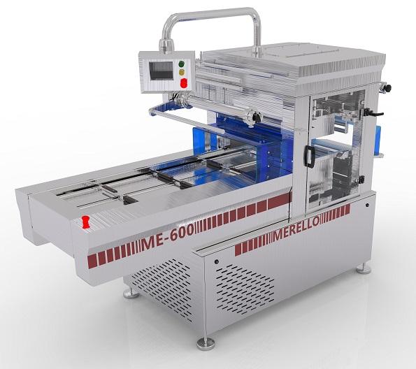 Termoselladora industrial automática