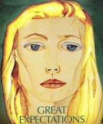"""One of Francesco Clemente's pieces for the movie """"Great Expectations."""""""