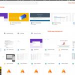 Google Drive, nyt design