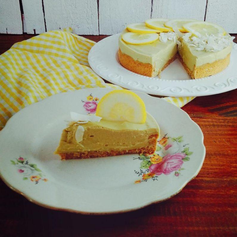 cheesecake de aguacate