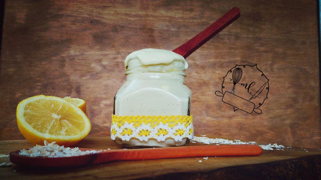 mayonesa de avena