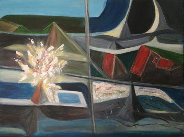 Peinture Buisson Ardant