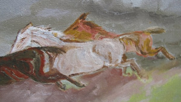 Peinture Enfin Libre Détail - Mérèse