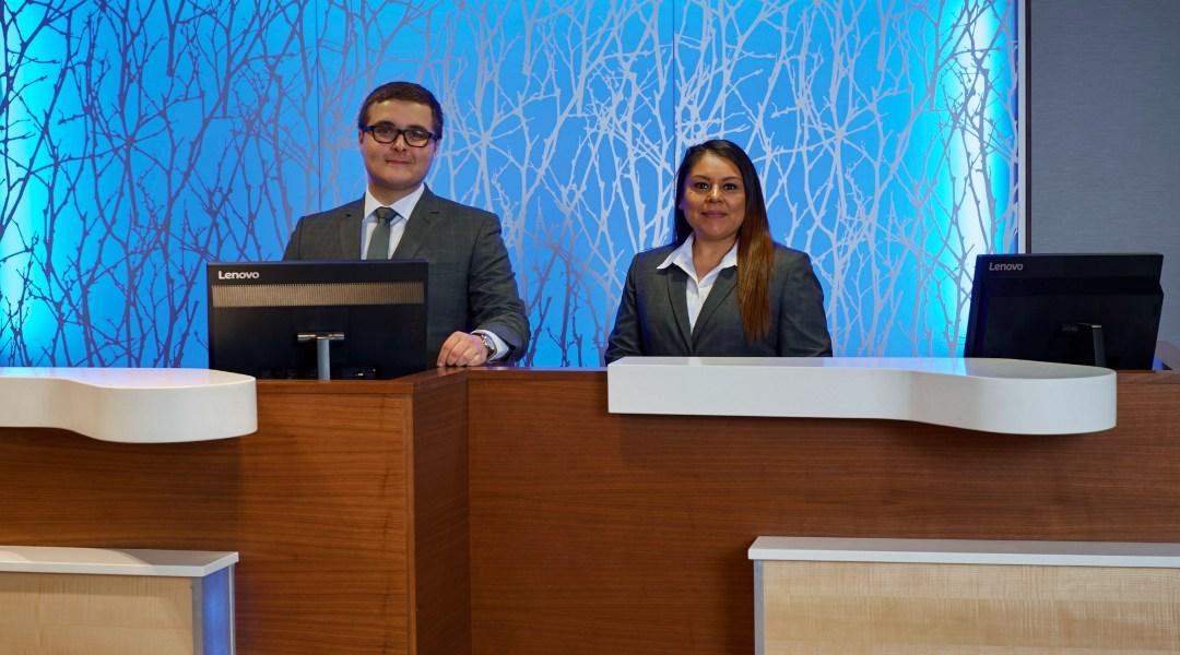 Front Desk Agents