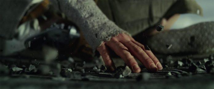การใช้ Force ของ Rey