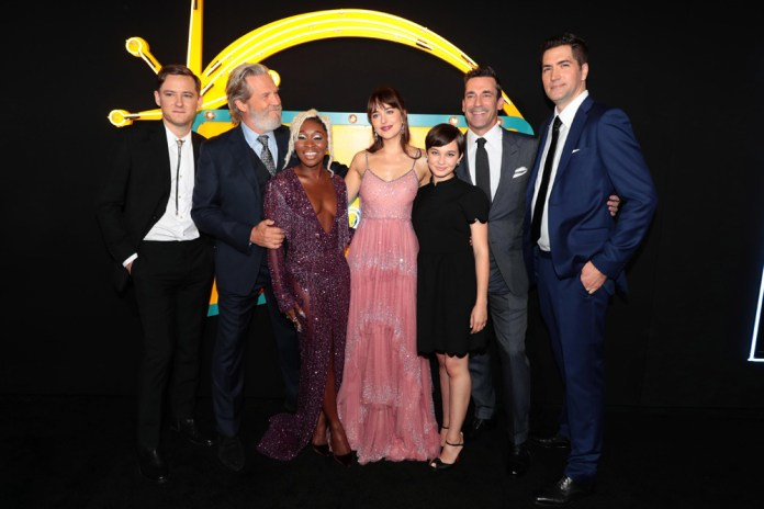 Twentieth Century Fox 'Bad Times at the El Royale' Global Premiere at TCL Chinese Theatre, Los Angeles, CA, USA - 22 September 2018