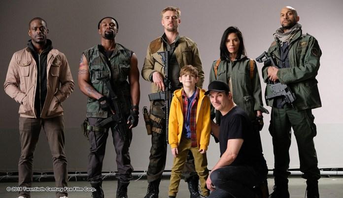 สัมภาษณ์ผู้กำกับและนักแสดงนำจาก The Predator เดอะ เพรดเดเทอร์