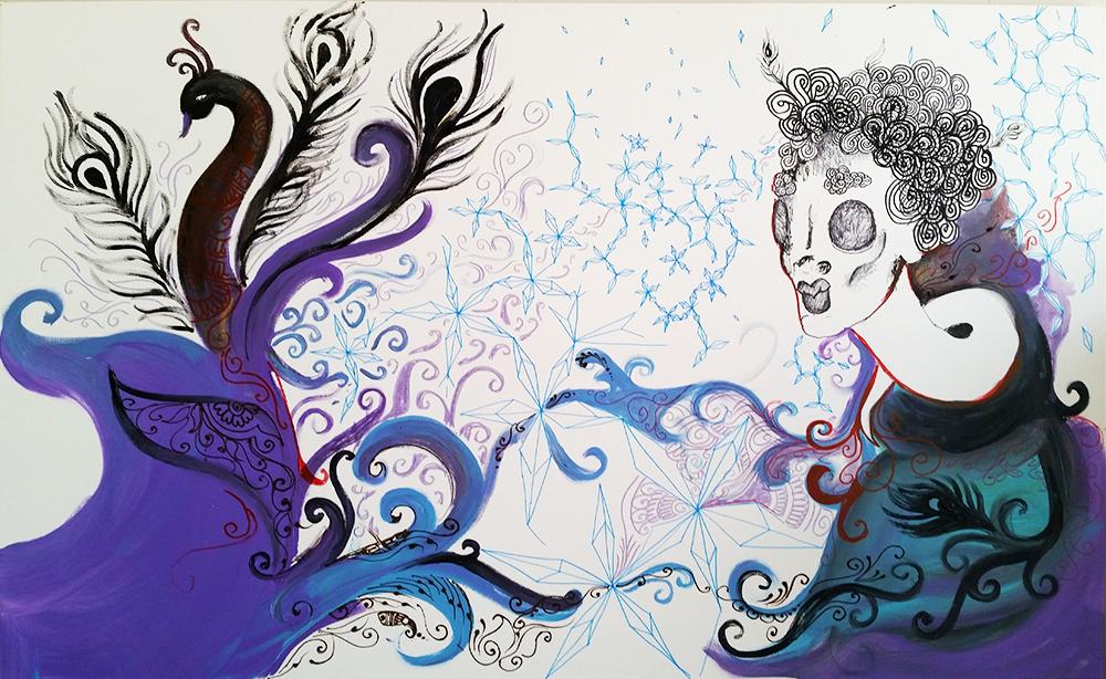 Chasing purple fairytales