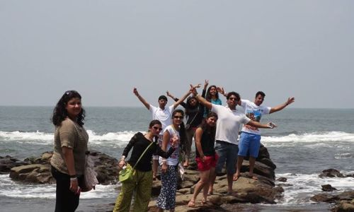 Goa trip at MERI