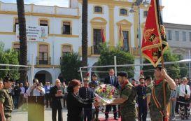 Conmemoración del Centenario de la instalación de la primera Unidad Militar en Mérida