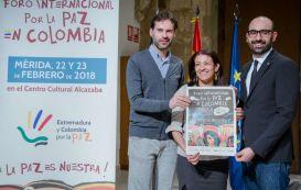 El I Foro Internacional por la Paz en Colombia se celebrará en Mérida