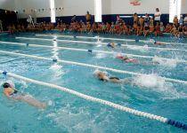 Mañana comienza la Gymkhana Escolar de Natación en la Piscina Climatizada