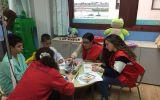 Cruz Roja Juventud acompaña a 1.300 niños, niñas y jóvenes hospitalizados