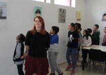 La exposición feminista Mujeres sin rostro, de Altea W.J. se podrá ver en El economato hasta el 17 de junio