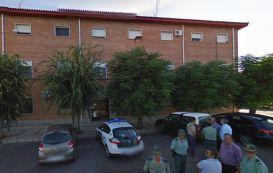 La 2ª Compañía de Mérida de la Guardia Civil se traslada al nuevo acuartelamiento