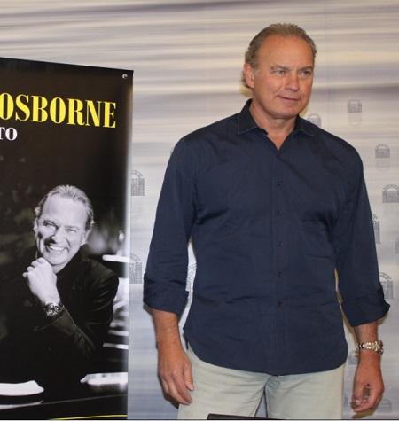 Se suspende el concierto de Bertín Osborne previsto para el 16 de septiembre en Mérida