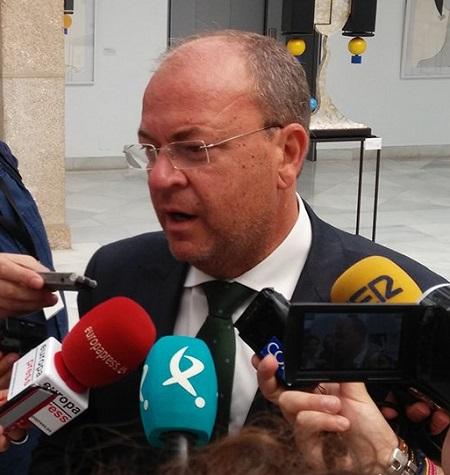 """Monago: """"Nadie trabaja toda la vida para que herede la Junta de Extremadura"""""""