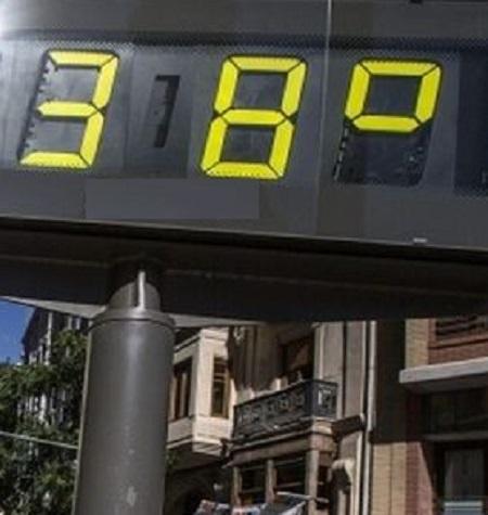 Alerta amarilla por altas temperaturas, desde hoy, en las Vegas del Guadiana