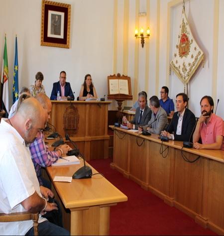 """Osuna : """"Haremos todo lo posible para que la azucarera se instale en Mérida"""""""