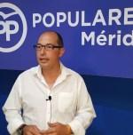 """""""La última Comisión Extraordinaria de Recursos Humanos ha sido un esperpento y un bochorno para toda Mérida"""""""