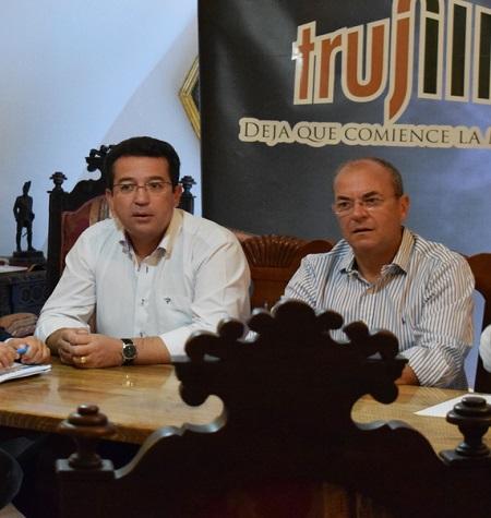 """Monago afirma que Vara """"no tiene excusas"""" para bajar ya los impuestos a los extremeños"""