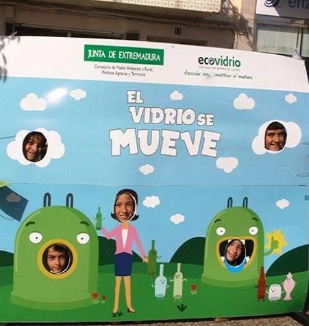 "La campaña para escolares ""El vidrio se mueve"" llega la próxima semana a Mérida"