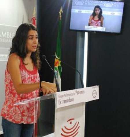 Podemos lamenta la grave crisis de desempleo que sufre Extremadura y culpa al Gobierno de Vara