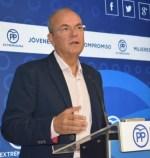 """Monago: """"Fernández Vara se ha hecho una moción de censura a sí mismo"""""""