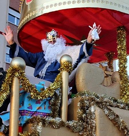 Un total de 15 carrozas participarán en la Cabalgata de Reyes 2018 de Mérida