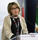 """""""Monago preguntará a Vara por los indicadores económicos y de empleo"""""""