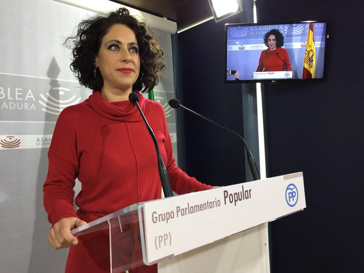 El PP afirma que en diciembre se ha destruido empleo en la región y los extremeños se han ido