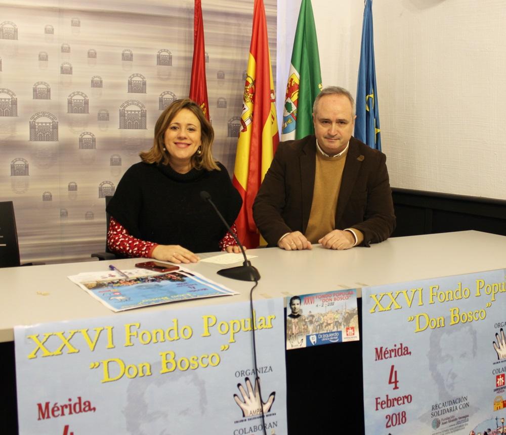 El próximo 4 de febrero se celebrará la XXVI Edición del Fondo Don Bosco