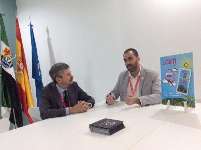 Turismo colabora con la Fundación Triángulo en el proyecto Extremadura Amable