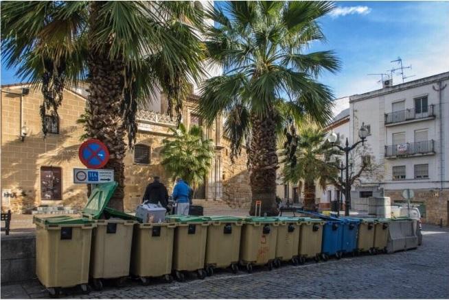 SIEx propone abordar el soterramiento de los contenedores de residuos