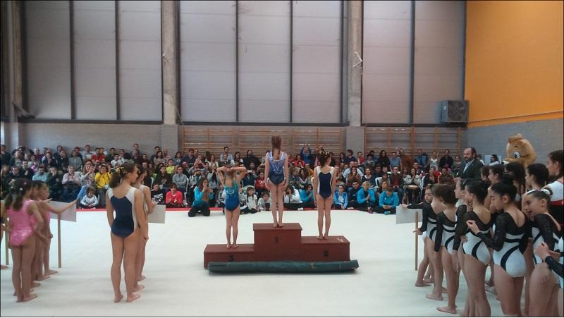 Veinte clubes de Extremadura y más de trescientas gimnastas se darán cita este fin de semana en Mérida y Calamonte